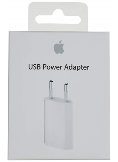 Apple MD813TU/A 5W Usb Güç Adaptörü Renkli